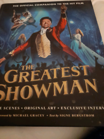 The Greatest Showman Hardback Book