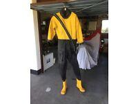 Typhoon Dry Suit Ex-RNLI