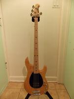 Ernie Ball Musicman Sterling 4H Bass