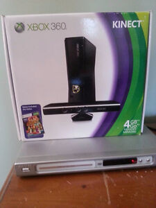 Xbox 360 Kinect game console