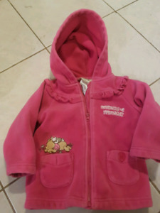 Winnie The Pooh Coat (12 to 18months)