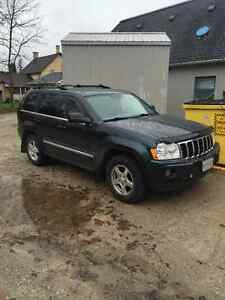 2006 Jeep Grand Cherokee SUV, Crossover Kitchener / Waterloo Kitchener Area image 1