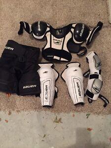 Kids / Youth Hockey Equipment Set