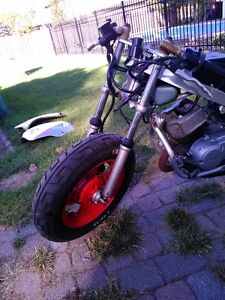 YAMAHA YSR50 FOR PARTS PARTING IT OUT OR SELL IT AS IS Windsor Region Ontario image 2