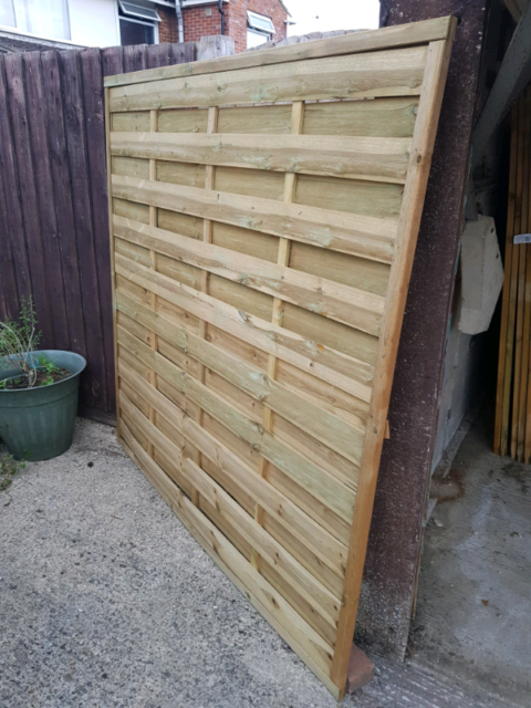 Fence Panels 6x6 In Swindon Wiltshire Gumtree
