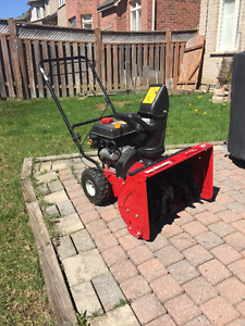 """MTD Home -Snow blowers - 31AS32AD500 - 179cc OHV 4-cycle / 22"""""""