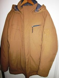 MENS LIMITED EDITION SIERRA DESIGNS 40 YEARS ANNIVERSARY PARKA M