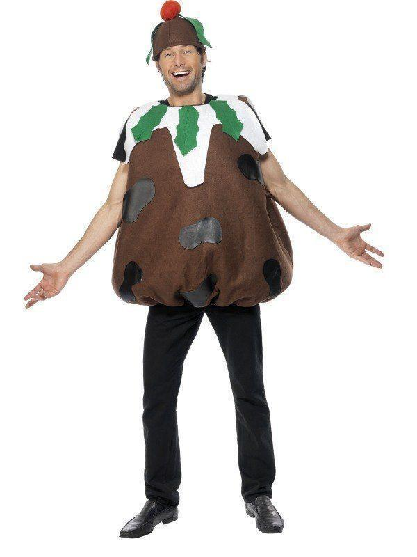 Christmas Pudding Outfit Fancy Dress Ebay