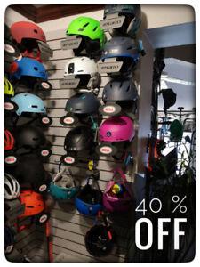 Giro Snow Helmets - Brand New - On Sale  40% OFF