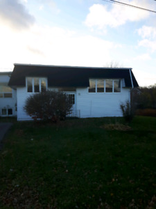 2 bedroom apartment Glace Bay