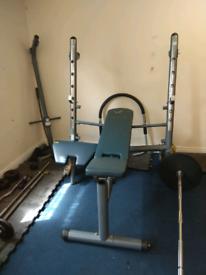 Domyos fitness & gym equipment for sale gumtree