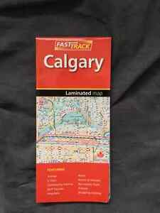 Map of Calgary Edmonton Edmonton Area image 1