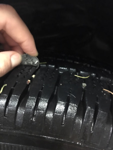Goodyear Wrangler SR-A winter-rated SUV tires