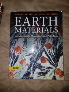 EOS 205 - Mineralogy Textbook