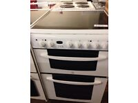 INDESIT ELECTRIC COOKER 60CM FAN ASSISTED