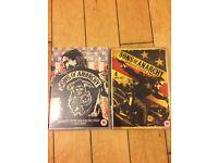 SOA dvds
