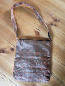 Orange recycled bag Warradale Marion Area Preview