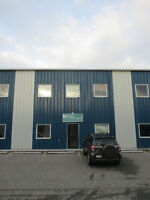 FOR LEASE – 3,600 s.f.  Industrial Warehouse with yard