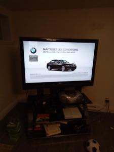 """Sony Bravia 52""""+ meuble TV"""