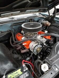1968 CHEVELLE MANUAL TRANSMISSION