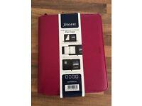 Filofax organiser & iPad case