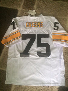 Pittsburgh Steelers throwback jersey Greene