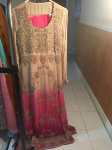 Selling Pakistani and Indian party clothes