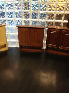 Beautiful Solid Wood Wall Cabinets on SALE! Variety of colors. Kitchener / Waterloo Kitchener Area image 2