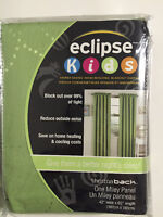 Eclipse KIDS Window curtains - Brand new & brand name