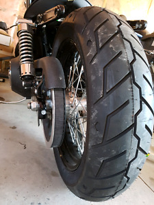Cheap motorcycle tires, change overs, balance, maintenance