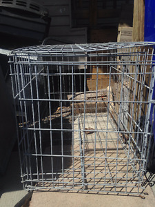 Grosse cage pour animaux