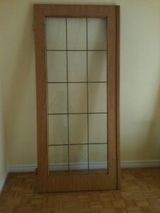 french door 30x80 and 36x80