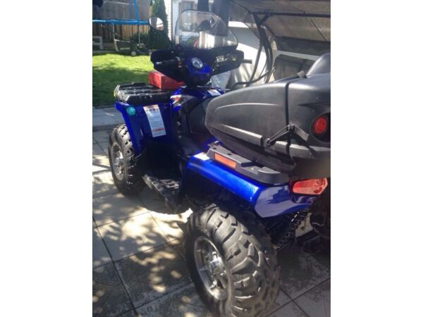 Polaris sportsman touring vrai 2 places for Miroir brise conjurer sort
