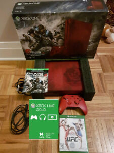 Limited Edition XBOX One S 2TB Console for PS4 Trade or $420