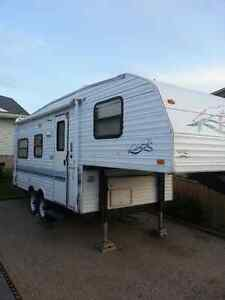 Really want to move! Great 5th wheel