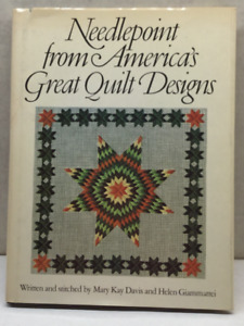 Needlepoint from Americ's Great Quilt Designs