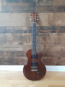 Gibson Les Paul studio or Firebrand