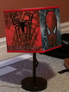 Spider-Man lamp