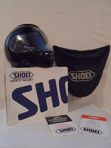 SHOEI TZ-R MOTORCYCLE HELMET DOT