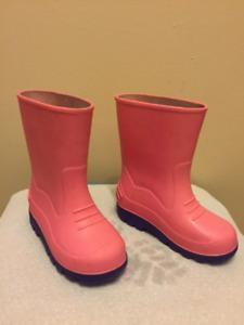 Toddler Girls Rain Boots