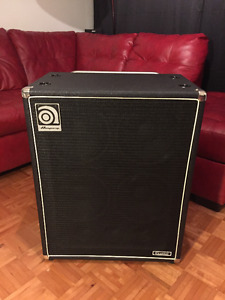 Cabinet de basse Ampeg SVT-410HLF made in USA
