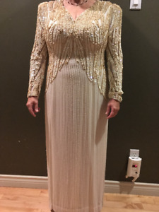 Jovani New York Mother of Bride Gown