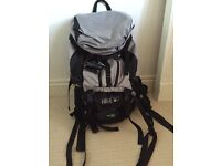 Travelling Back Pack - Trespass- Brand New!