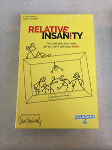 Relative Insanity - Board Game