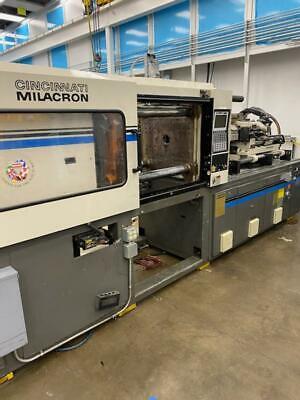 Cincinnati Milacron Injection Molding Machine Vt-220-8