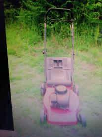 Petrol lawn mower **spares or repair **