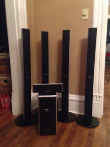 5.1 Surround Sound Speaker Set