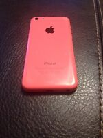 iPhone 5c 32g pink with rogers