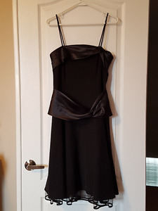 Black Cocktail, Prom and Party Dress