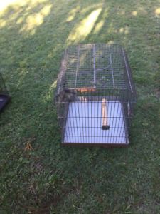 Wire bird cage Kippa-ring Redcliffe Area Preview
